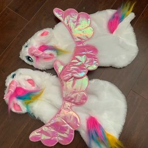 2 Unicorn Costumes for Cat or Dog 😻